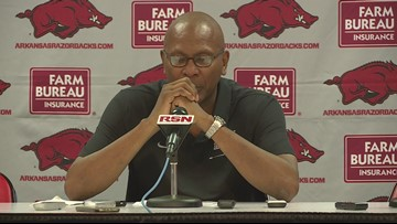 Darrell Walker thinks Little Rock has a chance 'to be pretty good this year'