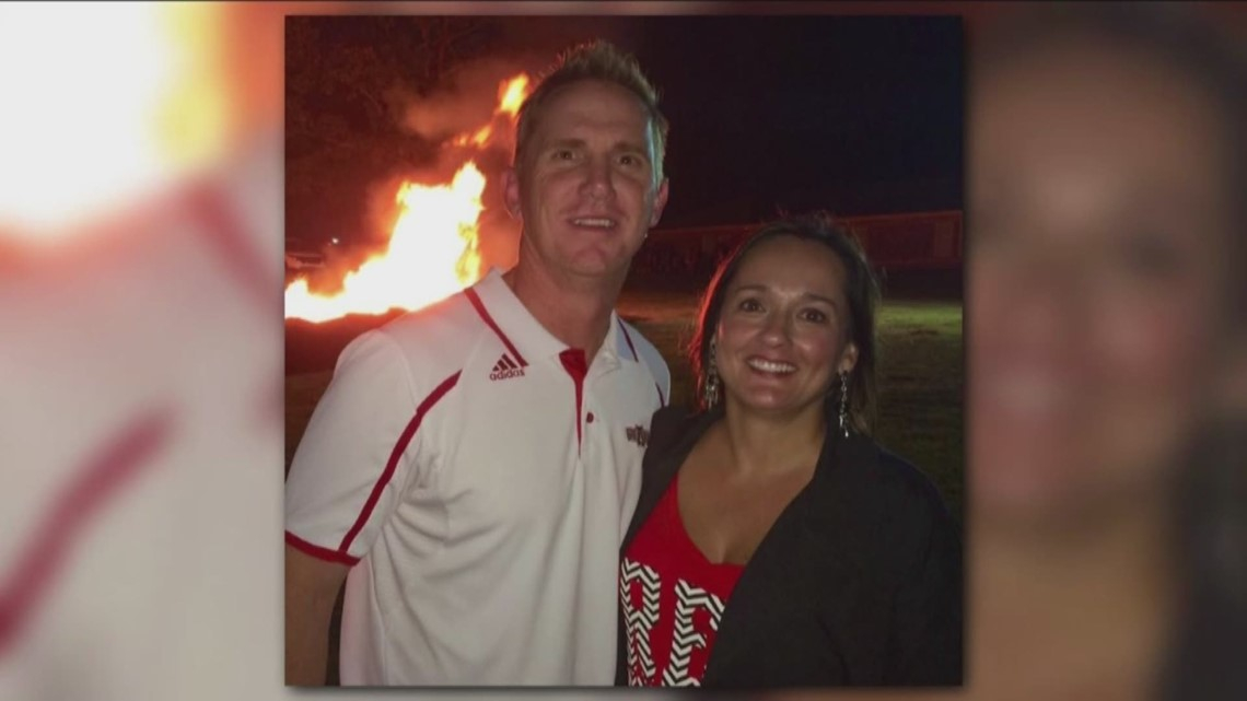 Wife of A-State head football coach Blake Anderson passes away after long battle with cancer