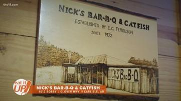 Eat It Up | Nicks Bar-B-Q and Catfish