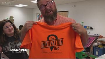 Discover Arkansas | The Innovation Hub