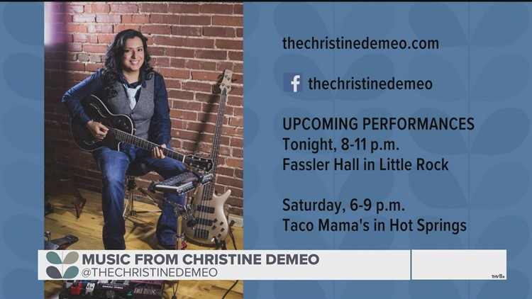 Getting to know musician Christine DeMeo