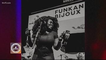 Local R&B artists Bijoux and SeanFresh