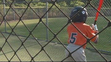 Letting kids shine on the baseball diamond for over 70 years