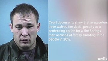 Prosecutors have waived the death penalty as a sentencing option for Nicholas Lewondowski
