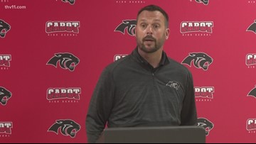Cabot Athletic Director Chris Young resigns; will stay in Greenwood