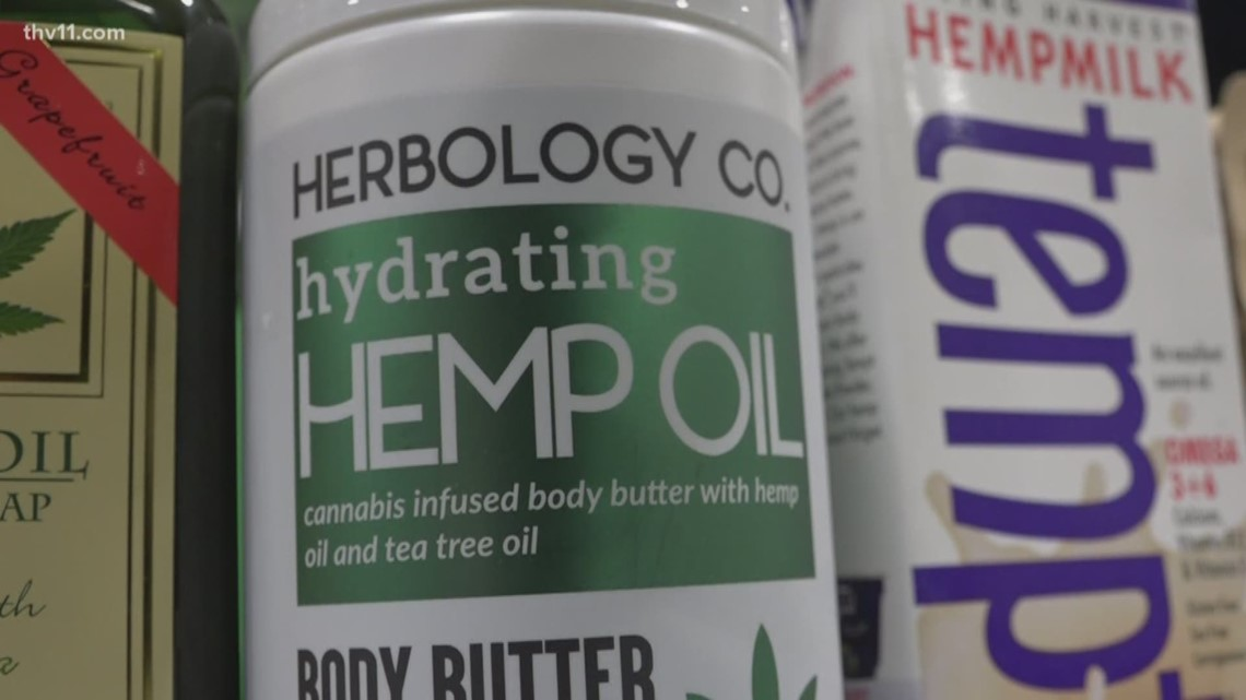 Hot Springs hemp company first to secure farming in Arkansas