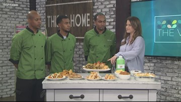 Hall brothers reveal newest food item | The Soul Roll