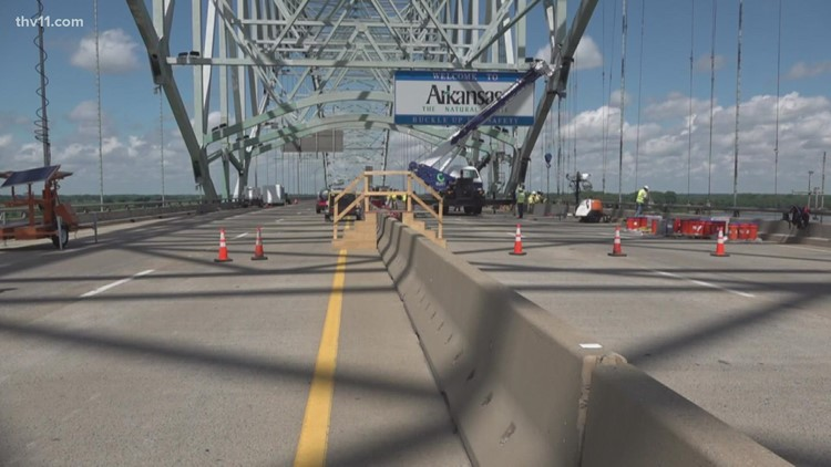 I-40 eastbound lanes officially reopened