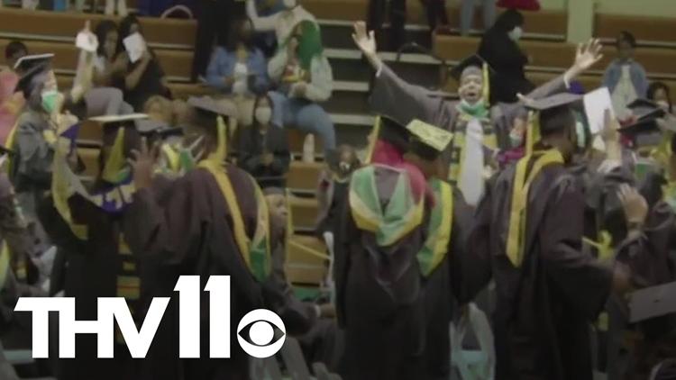 University cancels over $375k in student debt for graduates