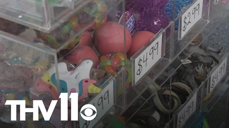 Arkansas stores see toy shortage as Christmas approaches