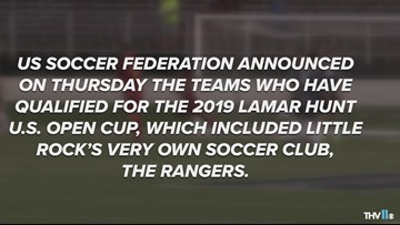 Rangers become first Arkansas team to play in nation's oldest soccer competition