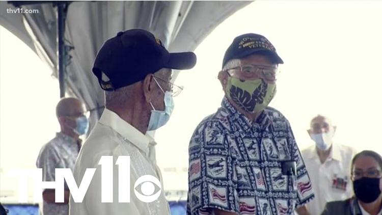 Arkansas organization helping take care of veterans