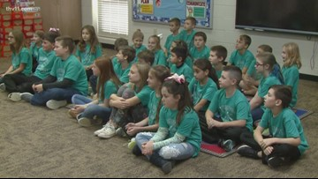 Students gives back to veterans in need