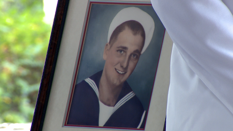 Arkansas Seaman killed during Pearl Harbor honored after remains identified 77 years later