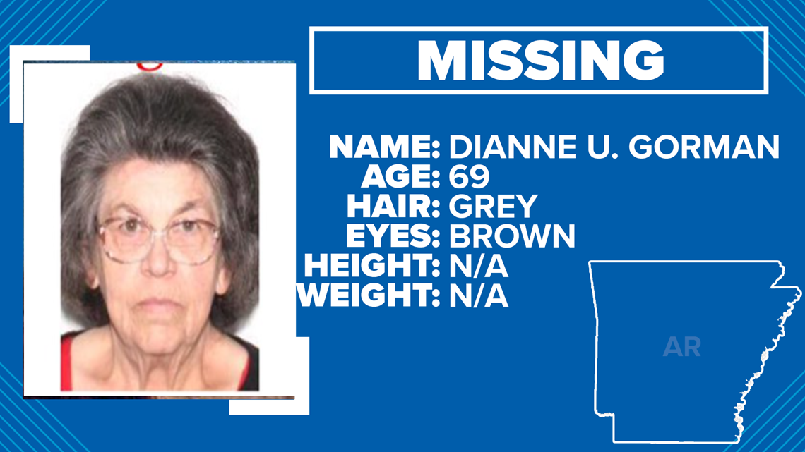 FOUND| Missing 69-year-old woman in Pulaski County found