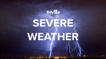 Threat for widespread wind damage, tornadoes increases tonight