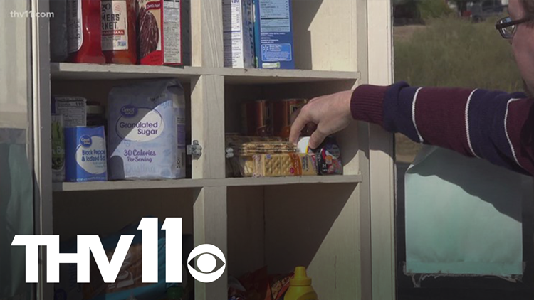 Maumelle food pantries in need of donations as pandemic causes hardships