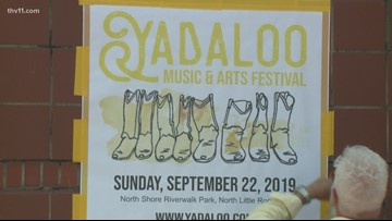 New county music festival Yadaloo coming to Little Rock in September