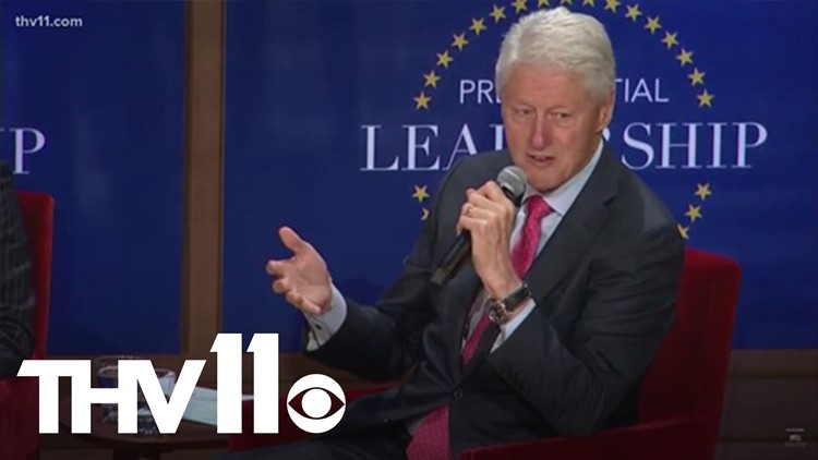 Former President Bill Clinton recovering from infection