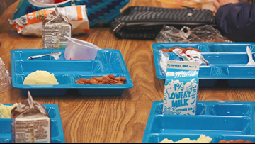 Pulaski County school promotes free, reduced lunch program amid government shutdown