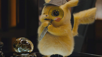 It's no Charizard, but at least Detective Pikachu isn't Jigglypuff
