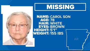 Silver Alert inactivated for missing 78-year-old woman