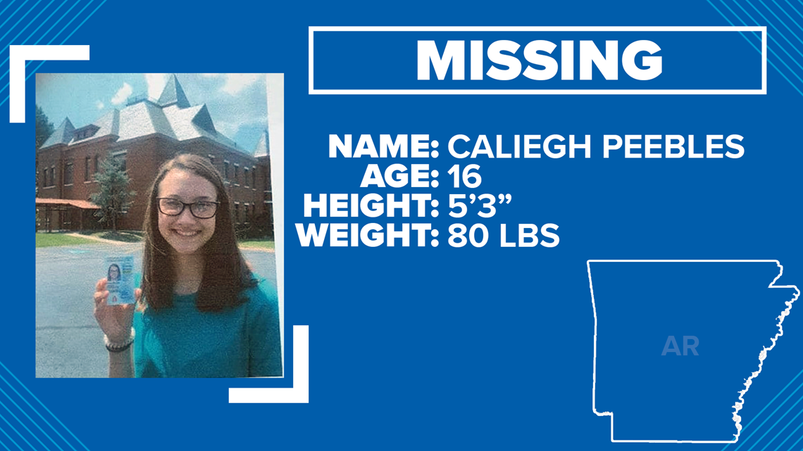 Police confirm 16-year-old McCrory girl found safe