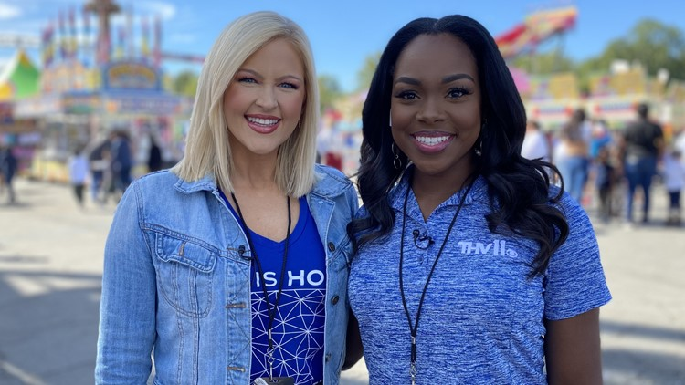 THV11 Mission Home Day at the Arkansas State Fair