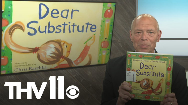 Craig O'Neill reads Dear Substitute by Scanlon and Vernick