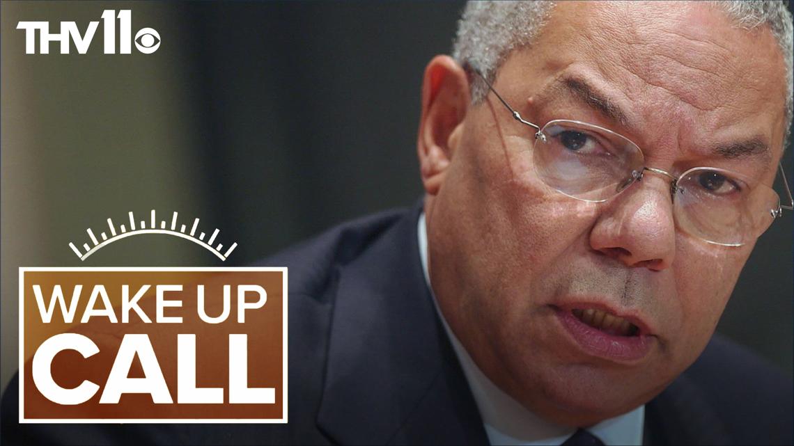 Colin Powell & Adele   Wake Up Call w/ Hayden Balgavy