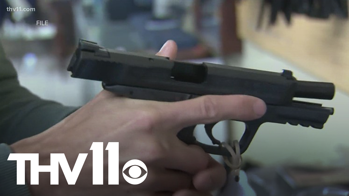 Arkansas legislature passes reworked gun bill
