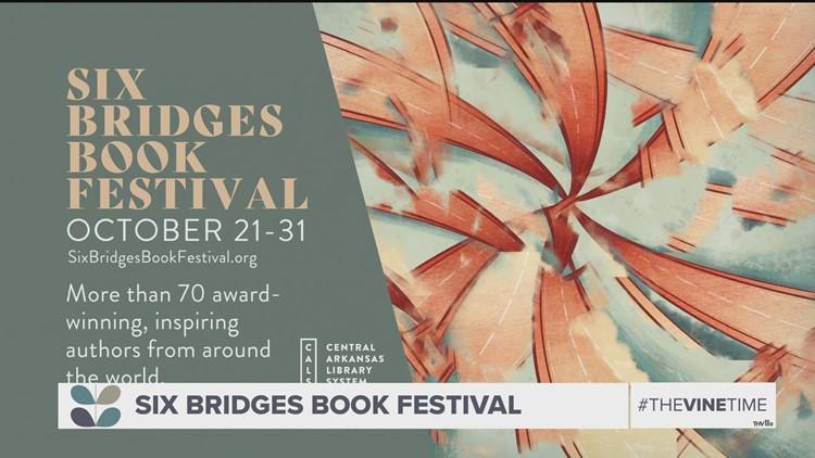 Six Bridges Book Festival at CALS