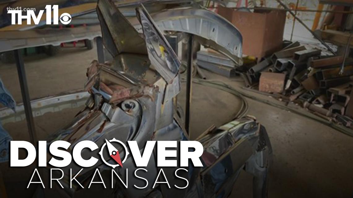 Baker's Fabrications & Welding | Discover Arkansas