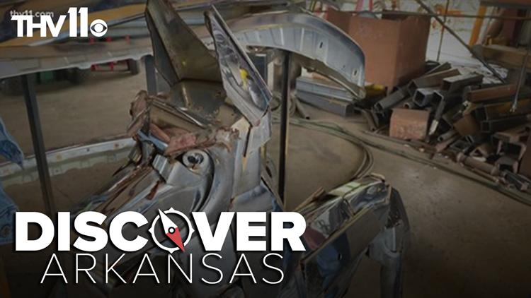 Baker's Fabrications & Welding   Discover Arkansas