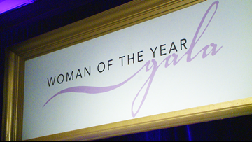 Women and Children First board member, Susan Hickingbotham, named 'Woman of the Year'