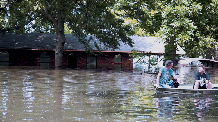 If your household suffered from flooding-related losses, you may be eligible for assistance
