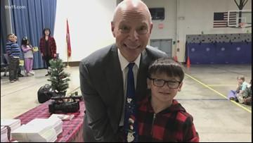Reading Roadtrip | Jimmy Brown Elementary in Star City