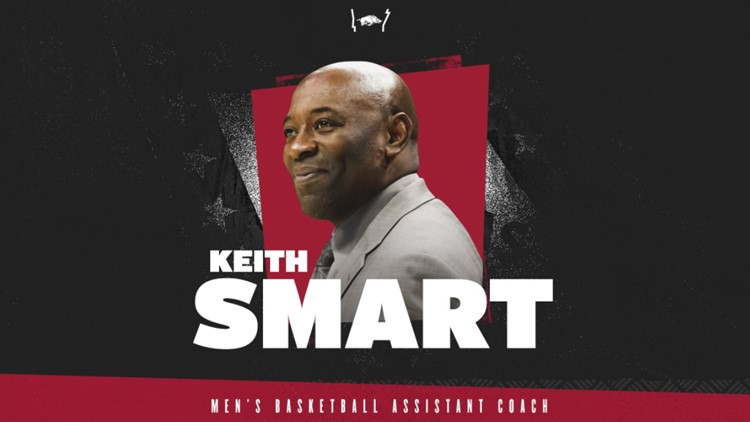 Keith Smart Joins Men's Basketball Staff