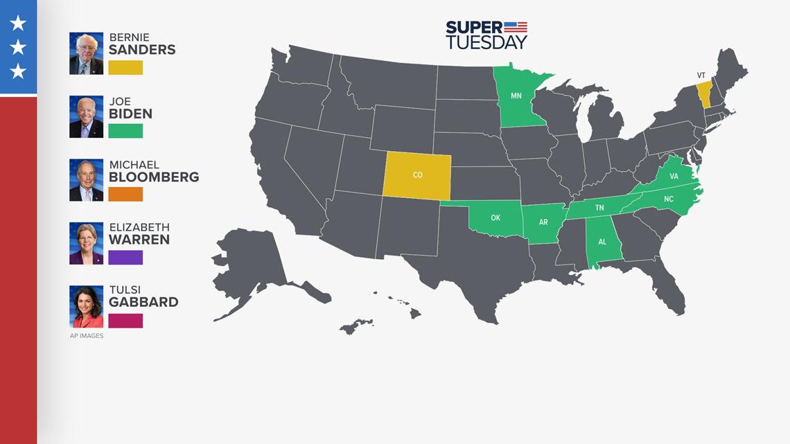 2020 Arkansas Democratic presidential primary