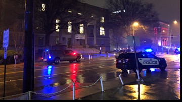 LRPD: City Hall evacuated for bomb threat, officials give 'all clear'