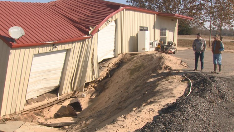 Six months after historic Arkansas River flooding, Dardanelle is still recovering