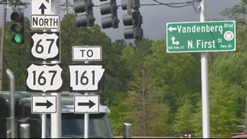 Hwy 67 lane closures near Jacksonville and Cabot, project nearing completion