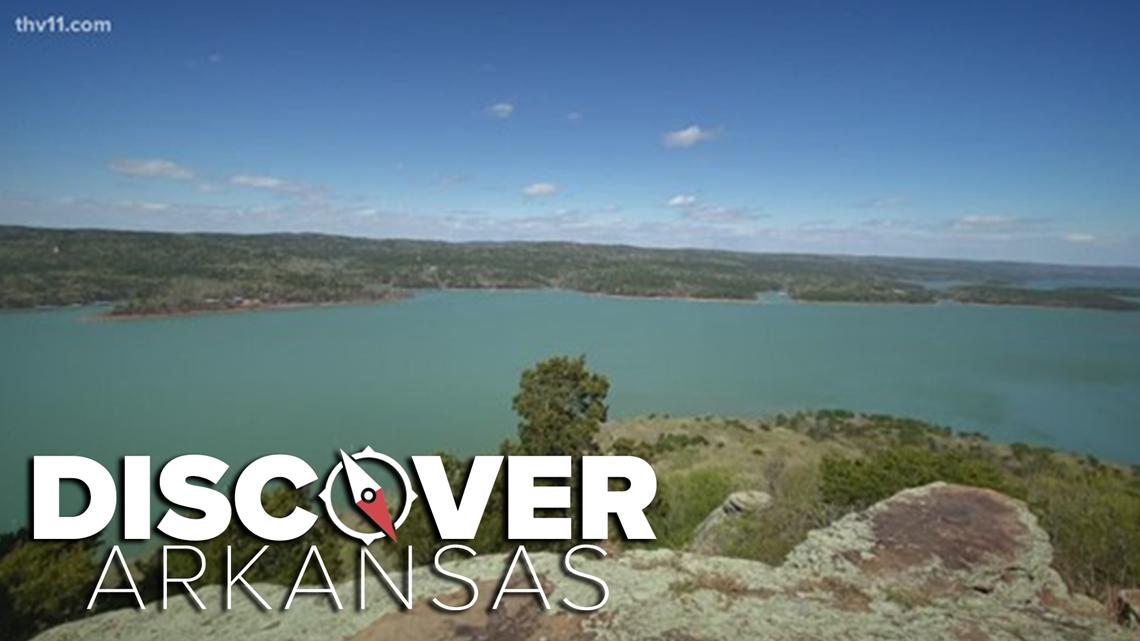 Sugar Loaf Island Mountain | Discover Arkansas