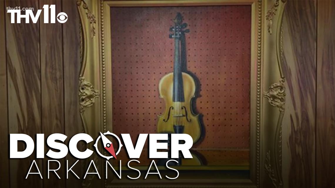 RB McGrath Fine Art Gallery | Discover Arkansas