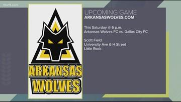 Little Rock scores big with Arkansas Wolves FC!