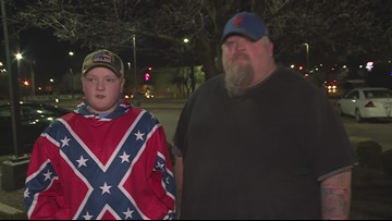 Fayetteville HS students face consequences for wearing Confederate flag clothing to school