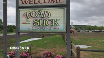 Discover Arkansas | Toad Suck Park
