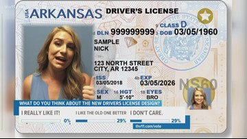 Arkansas Driver S Licenses To Get A New Look Thv11