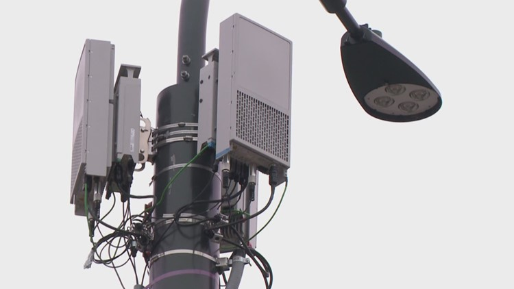 What are those electrical boxes in West Little Rock? | 11 Listens