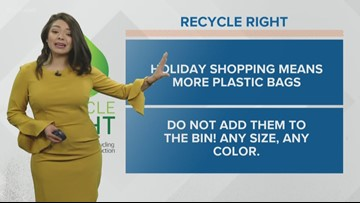 Recycle Right: Week 41, Tip 1